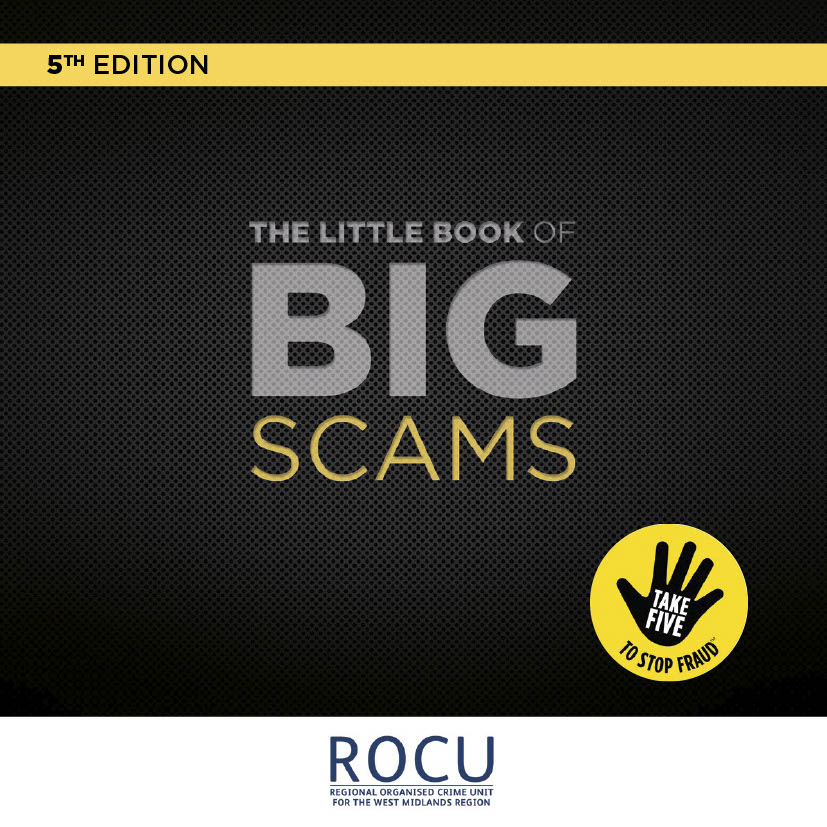 The Little Book of Big Scams 5th Edition