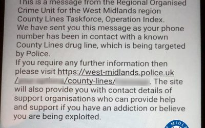 Middle class cocaine users fuelling County Lines abuse