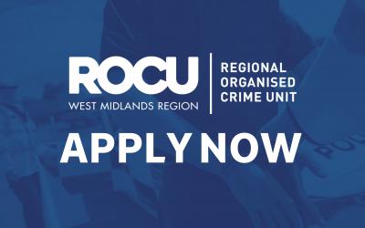 ROCU- Intelligence Officer – Covert Support Team /Operational Support Team